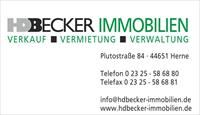 HD Becker Immobilien