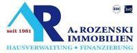 A. Rozenski Immobilien RDM / IVD