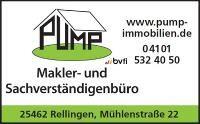 Pump Immobilien Makler- und Sachverständigenbüro