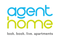 agent home look. book. live. apartments