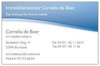Immobilienkontor Cornelia de Boer